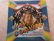 LP's on Sale ray conniff HAPPINESS IS  SPR78 VG++ condition super fast postage!!