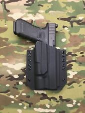 Black Kydex Light Bearing Holster Glock 34/35 Surefire X300 Ultra