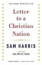 Letter to a Christian Nation by Sam Harris (2008, Paperback, Reprint)