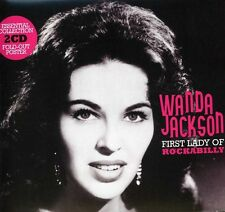 First Lady Of Rockabilly - Wanda Jackson (2012, CD NIEUW)2 DISC SET