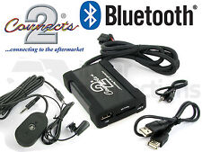 Ford Bluetooth streaming handsfree calls CTAFOBT003 AUX USB MP3 iPhone Samsung