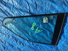 BMW E36 328 323 325 M3 DRIVER LEFT REAR COUPE QUARTER PANEL GLASS BACK SIDE OEM