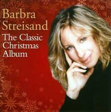BARBRA STREISAND - THE CLASSIC CHRISTMAS ALBUM (CD 2013)