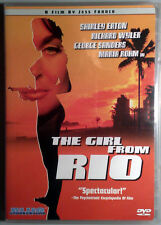 THE GIRL FROM RIO - Franco DVD Eaton Wyler Sanders Rohm
