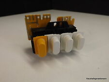 MIELE T 432 4x 4 Push button Buttons RAFI 2.12900 T.no. 4220961