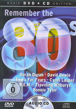Remember the 80s (DVD + CD)