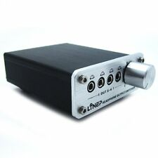 4 input 4 output Audio Sound Video Signal Switch Switcher Selector Splitter Box