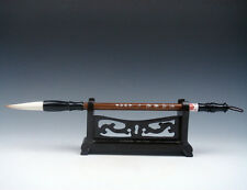 Top Quality Chinese Traditional Writing Pen/Brush w/ Wooden Handle #08241505