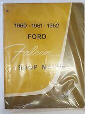Werkstatthandbuch Ford Falcon 1960-1962