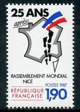 STAMP / TIMBRE FRANCE NEUF N° 2481 ** RASSEMBLEMENT DES PIEDS NOIRS