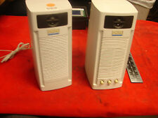 ALTEC LANSING ACS40 COMPUTER MULTIMEDIA SPEAKER SYSTEM (NO POWER CORD)***XLNT***