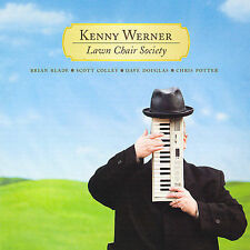 KENNY WERNER - LAWN CHAIR SOCIETY / CHRIS POTTER, DAVE DOUGLAS / LIKE NEW CD