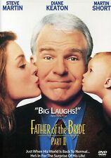 Father of the Bride 2 (2005, DVD NEUF) WS