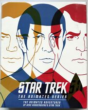 NEW STAR TREK THE ANIMATED SERIES BLU RAY 3 DISC SET FREE WORLD WIDE SHIPPING
