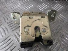 2001 SAAB 9-3 93 2.0 SE 2 DOOR CONVERTIBLE TAILGATE BOOT LOCK MECHANISM 4327383