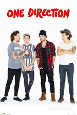 One Direction New Group Poster Print, 24x36