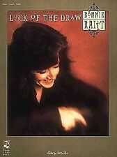 Bonnie Raitt - Luck Of The Draw Songbook Sheet Music Song Book