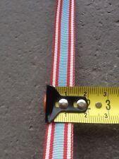 50 centimètres de ruban Miniature médaille militaire Commémorative AFN