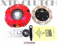 XTD STAGE 3 DUAL MULTI FRICTION CLUTCH KIT 04-06 LANCER RALLIART /OUTLANDER 2.4L