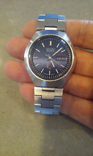 Vintage 1978 SEIKO SQ Quartz 7546-8279 Chunky UFO Style Men's Watch