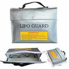 LiPo Safe Battery Guard Charging Protection Bag Explosion Proof 240X65X180 New