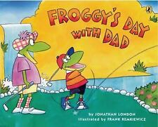 FROGGY'S Day with Dad (Brand New Paperback) Jonathan London