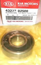 GENUINE HYUNDAI KIA  i10 REAR INPUT SHAFT BEARING 4322202500