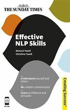 Effective NLP Skills: Understand Yourself and Others; Be a Better Comm-ExLibrary