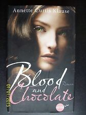 Blood and Chocolate von Annette Curtis Klause