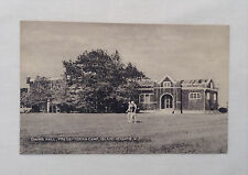 Island Heights NJ New Jersey Antique Postcard  Presbyterian Camp Dining Hall