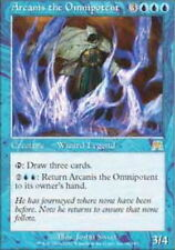 [1x] Arcanis the Omnipotent [x1] Onslaught Near Mint, English -BFG- MTG Magic