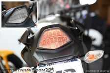 2011-2013 Honda CBR250R 15-16 CBR300R SEQUENTIAL Signal LED Tail Light Clear