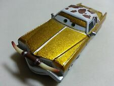 Mattel Disney Pixar Cars Tex Dinoco Diecast Metal Toy Car 1:55 Loose New