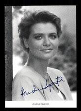 Andrea Spatzek Lindenstraße Autogrammkarte Original Signiert # BC 87814