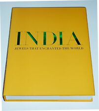 "Album ""INDIA. JEWELS THAT ENCHANTED THE WORLD"". Gemstones, gold, jewelry"