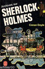 Archives sur Sherlock HOLMES / Conan DOYLE // L'Afrique