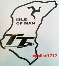 STICKER ISLE DE MAN ILE DE MAN ISLE OF MAN TT TROPHY DECAL PEGATINA AUFKLEBER