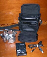 Kodak Easyshare (Z612) Ultra Zoom Digital Camera-View Finder LCD AC Bundle-PARTS
