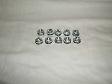 speedway/grasstrack TALON 8mm. GP wheel nuts(flanged)