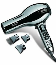 Andis Professional 1875 Watt Ceramic Ionic Hair Dryer - Black Chrome (82005)