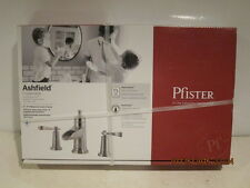 "Pfister F-049-YW2K Ashfield BRUSHED NICKEL Waterfall 8"". Widespread 2-Handle FCT"