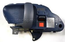 Blue Housing Gray Lever Inside Door Handle Left Driver Side Front or Rear