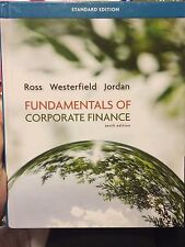 Fundamentals of Corporate Finance- Ross Westerfield Jordan-10th Standard Edition