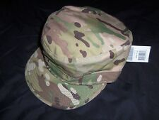 PATROL CAP MULTICAM CAP size 7 1/8 NEW TAG GENUINE USA MILITARY ISSUE ACU CAMO s