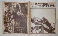 1924 Vittoria Prima Guerra Mondiale Piave Montello Monte Nero Adamello Brenta di