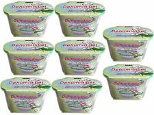 8 x NEW INTERIOR DEHUMIDIFIER STOP DAMP MOISTURE MOULD MOWLD AIR FRESHER JASMINE
