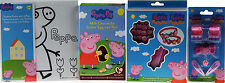 Peppa Pig 4 Piece Easter Toy And Gift Set - With Chocolate Egg