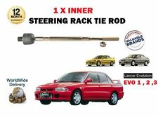 FOR MITSUBISHI EVO 1 2 3 + IMPORT 2.0 TURBO 1992-1995 1 X INNER RACK TIE ROD