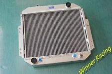 For NISSAN FORKLIFT A10-A25,H20,OEM#2146090H10 A/T 1988-1992 aluminum radiator