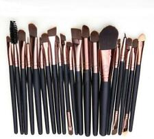 New 20pcs Makeup Brush Set Powder Foundation Eyeshadow Eyeliner Lip Brushes